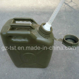 Strong Explosion-Proof Military Plastic 20 Litres Jerry Can