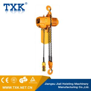 2 Ton Electric Chain Hoist with 380V 50Hz 3 Phase Power pictures & photos