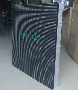 Outdoor P10 Full Color LED Display Panel with Die-Casting Cabinet pictures & photos