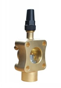 Carrier Compressor Valve /Brass pictures & photos