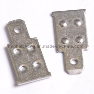 Metal Stamping Nickel Plating Steel Ground Screw Terminal pictures & photos