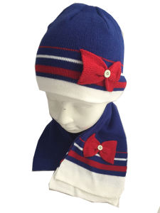Children′s Winter Hat & Scarves pictures & photos