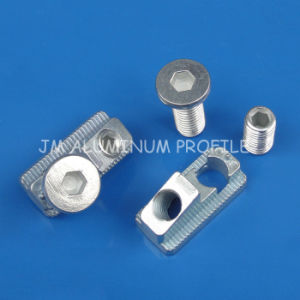 Aluminum Ht Series Tube Connector Assembly Angle Bracket Ht40 pictures & photos