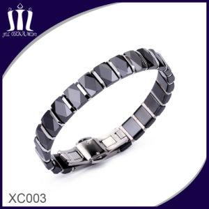Black Faceted Ceramic Bracelet pictures & photos