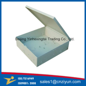 OEM Metal Distribution Boxes with Powder Coating by Metal Processing pictures & photos