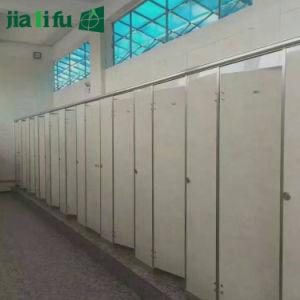 Jialifu White Sport Center Moisture Proof Phenolic Toilet Partition pictures & photos