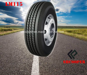 Long March Drive/Steer/Trailer Truck Tyre (115) pictures & photos