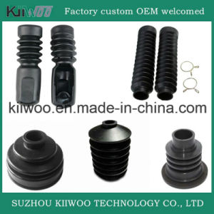 Customized Rubber Auto Parts Rubber Bellows pictures & photos