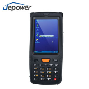 GPRS 3G Wi-Fi Bluetooth Windows Ce 6.0 OS Handheld Barcode Scanner PDA pictures & photos