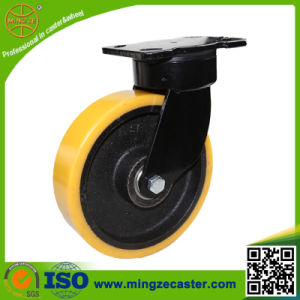 Black Bracket Swivel Caster Wheels pictures & photos