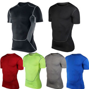 Customize Brand Fashion Quick-Dry Gym Clothes pictures & photos