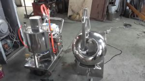 Pharmaceutical Machine Tablet Sugar Film Coating Machine (BYC600) pictures & photos