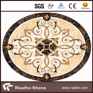 Competitive Waterjet Marble Pattern for Sale pictures & photos