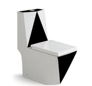 Washdown One Piece Toilet CE-T330b1 pictures & photos