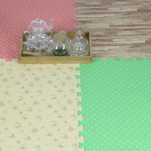Eco-Friendly Living Room EVA Puzzle Foam Floor Baby Play Mat pictures & photos