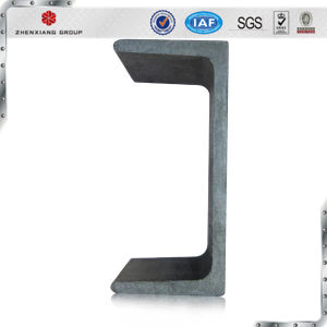 JIS, GB Standard and Q235, Ss400b Grade Upn Channel Steel pictures & photos