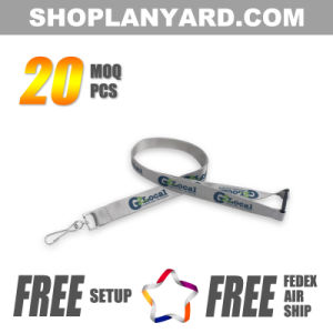 Nylon Neck Strap/Lanyard/Tape with Imprinted Logo