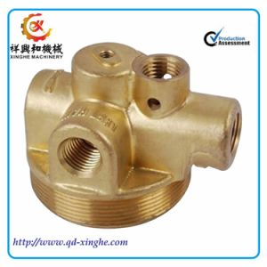 China Brass Sand Casting Foundry pictures & photos