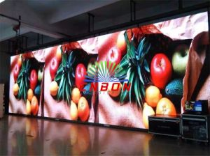 P6.25 HD Outdoor Full Color LED Video Wall for Stage, Events pictures & photos