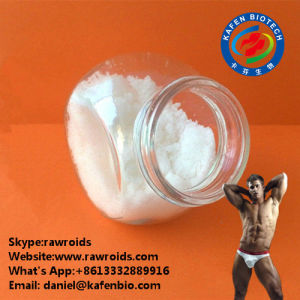 Muscle Buidling White Steroid Powder Masterone Drostanolone Enanthate 472-61-145