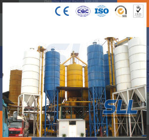 Low Cost Dry Mortar Production Line 2-20t/H Building Construction Plant pictures & photos