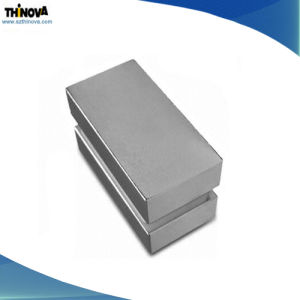 Custom Size Super Strong Permanent NdFeB Neodymium Block Magnet pictures & photos