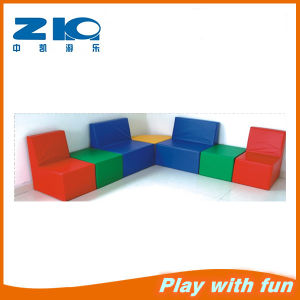 Child Furniture Cheap Kids Sectional Sofa pictures & photos