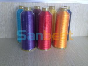 Premium Polyester Embroidery Thread for Caps pictures & photos