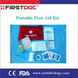 New CE FDA ISO Approved Promotional OEM First Aid Kit