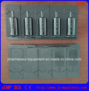 Plastic Ampoule Foming Filling Sealing and Labeling Dsm-120 pictures & photos