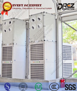 Drez Air Conditioner-10 Ton to 30 Ton Air-Cooled Packaged Air Conditioner-Outdoor Event Tent Design, Patent Product pictures & photos