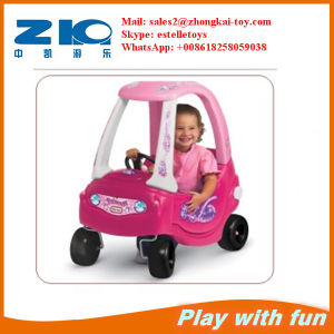 The Princess Plastic Car for Children pictures & photos