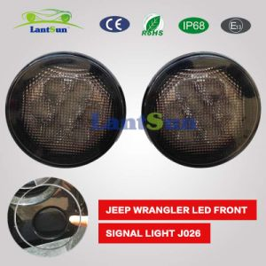 Auto Parts Car LED Front Turn Signal Light for Jeep Wrangler Jk pictures & photos