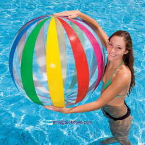 Clear Inflatable Water Ball Without Pattern (TK-031) pictures & photos