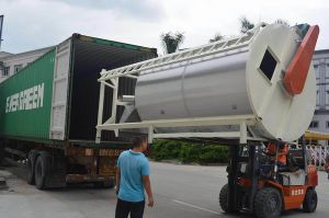 Large Best Quality Price Stainless Steel Plastic Vertical Mixer (OVM-12000) pictures & photos