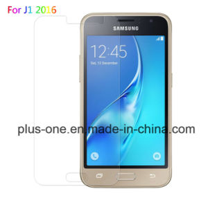 100% Fit 9h Anti-Broken Mobile Phone Tempered Glass Screen Protector for Sumsung Galaxy J1 (2016) pictures & photos