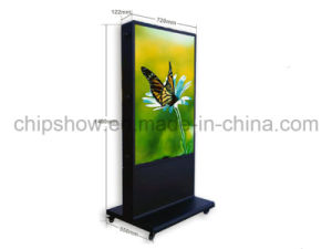Chipshow New Advertising Movable Chargeable LED Display P10 pictures & photos