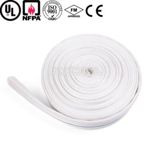 7 Inch PU Export-Oriented Double Jacket Fire Proof Flexible Hose pictures & photos