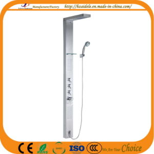 Thermostatic Faucets Stainless Steel Shower Panel (YP-053) pictures & photos
