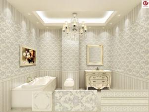 china inkjet grey wall paper design living room tile china - Tiles Design For Living Room Wall