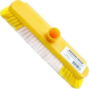 Broom Head Short Hard Blistle W/Scraper Cleaning Tool OEM pictures & photos