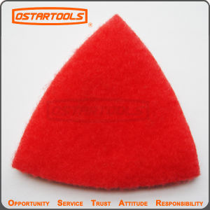 Triangular Buffer Scouring Pads for Sanding Pads pictures & photos