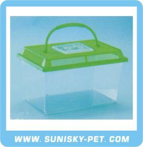 Transparent Plastic Pet Carrier (SFT-270A) pictures & photos