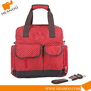 China Wholesale Large Capacity Organizer Mummy/Diaper Bag for Baby Nappy pictures & photos