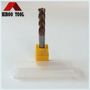 Cheap HRC45 Carbide Corner Raduis Endmill Cutter pictures & photos