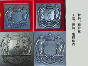Logo Metal Casting Logo pictures & photos