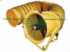 Portable Ventilation Blower Fan with Flexible Ducting Hose pictures & photos