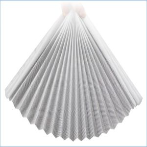 Fly Screens Polyester Pleated Mesh pictures & photos