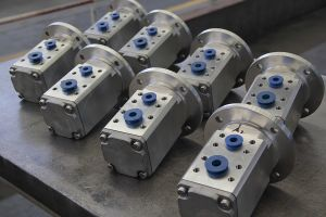 Small Oil Pump for Lubrication System pictures & photos