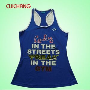 Ladies Fashion Vest Women Tank Top pictures & photos